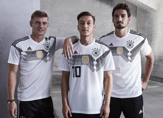 Das neue Deutschlandtrikot 2018